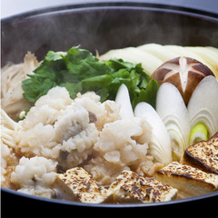 【夏の味覚】国産天然活鱧をお好みの鍋懐石で