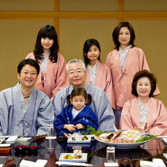 【敬老の日プラン】家族みんなで敬愛し長寿を祝いましょう