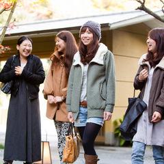 【女性限定】女性4名様以上からのみ予約可能!有馬でお得に女子会を!「姫の休日」