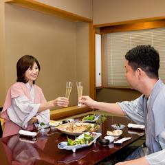 結婚25周年 銀婚式は有馬温泉「欽山」で!〜豪華特典にエステ付き〜