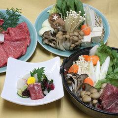 【年末年始特別プラン】肉派の方に♪おいしい広島牛を使ったすき焼きでお腹いっぱい☆2食付