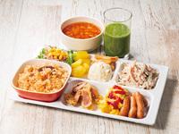 【2連泊割引】 12時イン&12時アウトでのんびり滞在◆◆彩り豊かな朝食無料サービス