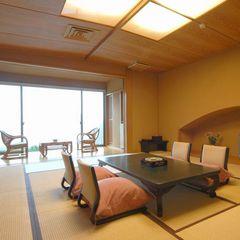 【206】露天風呂付き客室/和室15畳+広縁