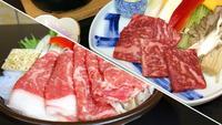 【楽天スーパーSALE】5%OFF!上州牛すき焼き会席&上州牛ステーキ会席♪2種類の会席膳が楽しめる