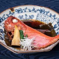 「満天の星空」×伊豆の美味「金目鯛の姿煮」を堪能♪自慢の和会席