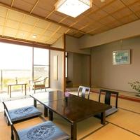 【レイクビュー】柴山潟が望める和室10畳