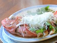 【12品以上】豪華海鮮フルコースW伊勢海老酒蒸とチリソース&金目鯛の清蒸&ふかひれ姿煮