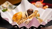 【秋こだわりグルメプラン】〜 花会席 〜「飛騨牛」「松茸」「甘鯛と旬茸鍋」など秋の味覚を豪華13品