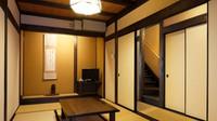 【和楽亭メゾネット】源泉かけ流しの内湯&露天付き古民家風客室