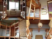 ☆女性専用ドミトリールーム☆(2段ベッドのベッド1台)