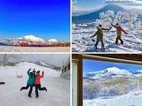 【女性限定・お一人で一部屋貸し切り個室】冬の女子旅&スキースノーボード☆おいしい手作り料理〜2食付☆