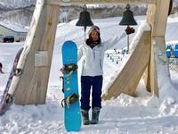 【すべっ得】☆女性一人旅限定・ドミトリー☆冬の女子旅&スキー・スノボ旅行☆2食付プラン