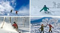 【すべっ得】【学生旅行】23歳以下の学生で女子ひとり旅限定☆冬の女子旅&スキースノーボード☆2食付