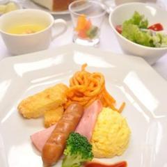 【朝食付】シンプルプラン:・*:.。.:*♪