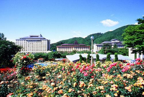 花巻温泉 ホテル千秋閣(東北ツアーズ協同組合)
