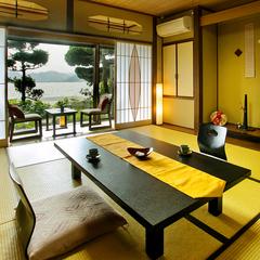 【日本海が一望♪】一般客室/和室8〜10畳