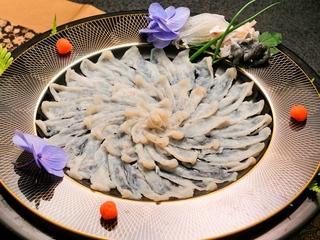 【★*…ふぐを味わい尽くす…*★】≪竹≫一度は食べたい!ふぐの王様「とらふぐ」が魅せる美味の饗宴♪