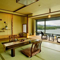 【日本海の眺望が抜群♪】天望客室/最上階
