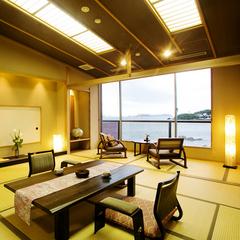 【日本海が一望♪】小町スイートDX/特別フロアー悠久