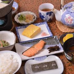【楽天限定】ウエルカム抹茶&和菓子付★ご到着にホッと一息のおもてなし。朝食付プラン