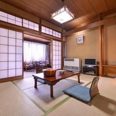 町家風純和室【6-10畳】トイレ付