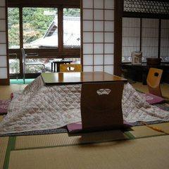 和室8畳【訳あり:お部屋と廊下の仕切りが障子のみです】