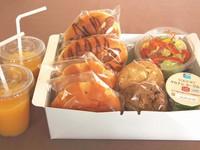 ■【お部屋での朝食】ホテルメイドベーカリーモーニングボックス付きプラン