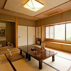 【2F】癒しの由布岳ビュー★和室10畳客室  【穀雨】