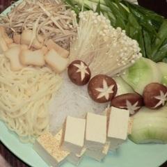 京都の地野菜と旨みバツグン百日地鶏の味噌鍋プラン