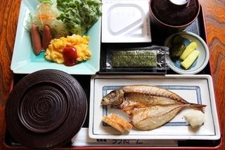 ★朝食付きプラン★