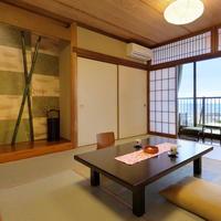 オーシャンビュー和室「海」(木造2階)