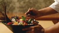 ◆個室食確約【特選季折会席】吟味した食材と技が光る創作料理〜口福なひとときをお愉しみください