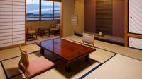 【禁煙】基本和室12.5畳<紫水館:湖畔側>