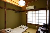【禁煙】和室4畳半(風呂・トイレ共同)