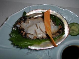 【源泉掛け流しの湯を満喫】日本海の幸!アワビを堪能♪グルメプラン