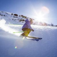 【1日リフト券付き♪】地元ポークしゃぶ付和膳☆すべっ得スキーパック2食付き☆スキー場まで徒歩1分!