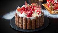 【12月20〜26日限定◆クリスマスケーキ付◆】お部屋で楽しむホームパーティー<2泊〜>