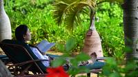 【ロングステイ4泊〜 朝食付】沖縄料理教室にヨーガ、ランチ、温泉、スイーツ!
