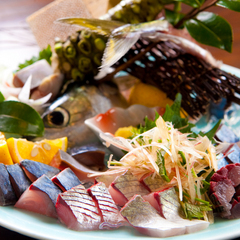 【グルメ】大分の味覚【関サバお造り付き】料理長おまかせプラン