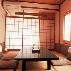 和室8畳(気持ちの良い畳のお部屋です!)