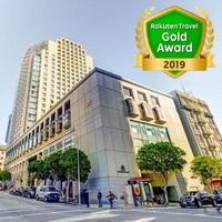 【スタンダードプラン】サンフランシスコの4つ星日系ホテル!2018年全館改装完了