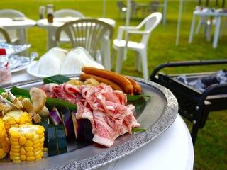 【夏休み限定】厳選食材バーベキュー付・1泊2食プラン【夏得】
