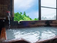 【1日1組限定♪】『最上階の展望温泉付き客室』で湯ったりおこもり(^^)源泉かけ流しをひとり占め♪