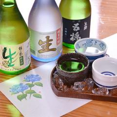 【岩国地酒飲み比べ】オトナ限定♪美味しい愉しみ方を発見★