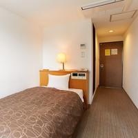 【禁煙】シングルベッドルーム・15平米◆無線LAN完備