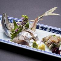 【特別会席】ご夕食アップグレードの特別会席料理(一泊二食付)
