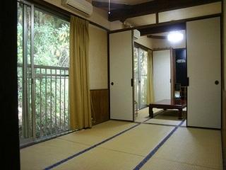 本館北側【6畳2間】お風呂トイレなし<現金特価>
