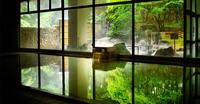 【スタンダード】温泉も料理も満喫!自然散策やトレッキングの拠点に!/夕朝食付