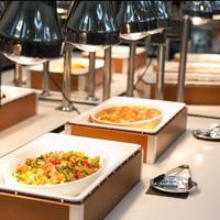 【さき楽90】◆夕朝食付◆みんなで楽しむ高原リゾートホテルの夕食バイキング!
