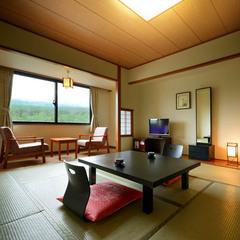岩手山側和室10畳【禁煙/ユニットバス付/4階以上確約】